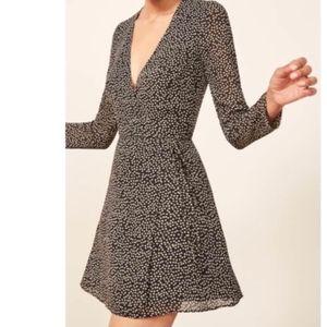 NWT REFORMATION | Gjelina Wrap Style Mini dress
